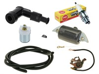 Set für Zündung Bosch, Ducati ECO, Puch/Sachs