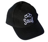 Cap SOLEX schwarz