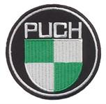 Aufnäher zum Aufnähen Puch Logo
