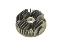 Zylinderkopf rund 40 mm, O-Ring Puch X30/Velux