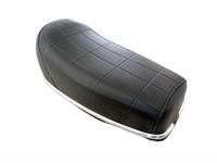 Sattel Mofa Carbon Look universal