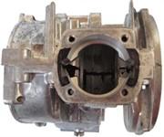 Puch Motorengehäuse für Metrakit 47mm ausfräsen (Spindeln)
