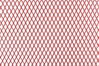 Decogitter 30/30cm - Rot