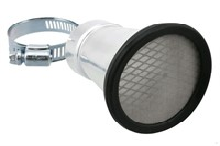 Ansaugtrichter STR8, inkl. Filter, Anschlussweite 35mm