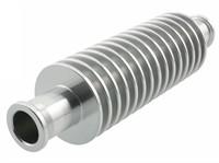 Durchlaufkühler STR8, rund, Anschlussweite 17mm / Innendurchmesser 13mm, chrom