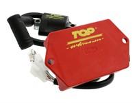 Zündbox - CDI Einheit Top Performances, digital, mit variablen ZZP (rot), Minarelli AM6