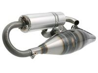 Auspuffanlage 2Fast 70cc, Piaggio