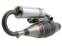 Auspuffanlage 2Fast 80cc, Minarelli liegend