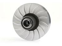 Wandler 2Fast alu CNC, Minarelli horizontal (Aerox/Nitro, Booster, Neos/Ovetto, Mach G/Jog etc...)