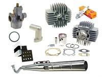 Pack moteur 44mm 65cc, vélomoteur Puch Maxi (moteur E50)