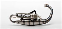 Auspuff Yasuni Carrera 16 Carbon, Minarelli vertical