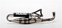 Auspuff Yasuni Carrera 16 Alu-Schwarz, Minarelli horizontal