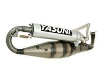 Auspuff Yasuni Carrera 16 Alu, Minarelli horizontal