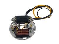 Zündanker / Zündplatte komplett 6V/17W Imitation Puch/Sachs 503